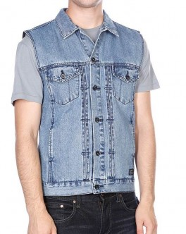 Globe Goodstock Denim Vest