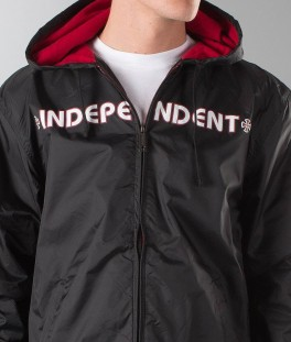 Independent Bar Cross Jacket