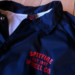 Spitfire Wheels Coach Jacket