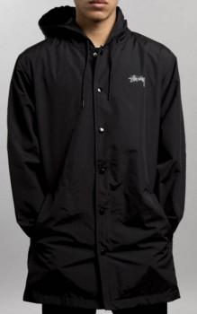 Stüssy Hooded Long Jacket