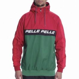 PellePelle Colorblock Hooded Jacket