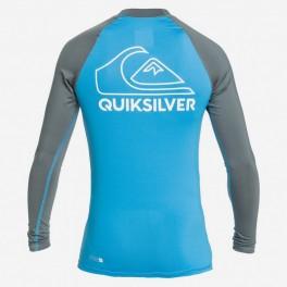 Quiksilver On Tour - Long Sleeve UPF 50 Rash Vest Boys T-shirt