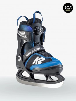 K2 Ice Skate Rink Raven BOA Junior isskøjter