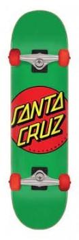 Santa Cruz Classic Dot Komplet Skateboard