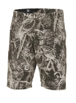 Volcom Faceted Printed Short