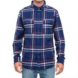 DC Wes Flannel LS