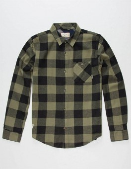 FourStar Buffalo Flannel