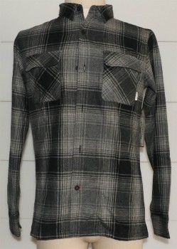 FourStar Ombre Wool Flannel