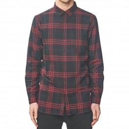Globe Dock Shirt LS