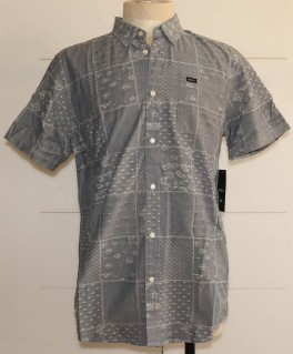 RVCA That'll Do Paisley SS