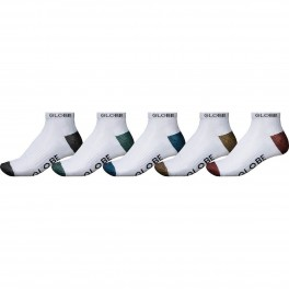 Globe Ingles Ankle Sock 5-pack