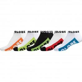 Globe Boys Multi Brights Sock 5-pack