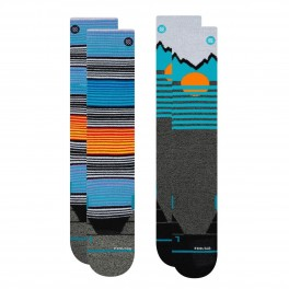 Stance Snow Mens Mountain 2 Pack