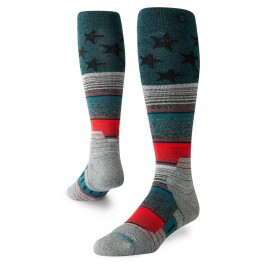 Stance Snow Star Fade