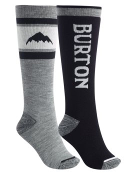 Burton Weekend Midweight Sock 2-pack
