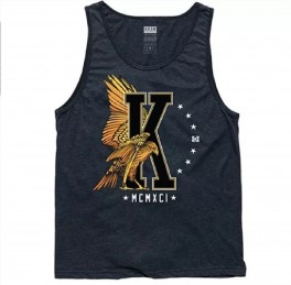KREW Hawk Heather Tank Top