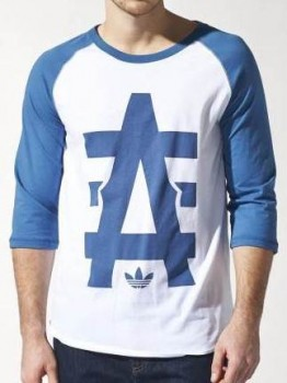 Adidas A Baseball Tee