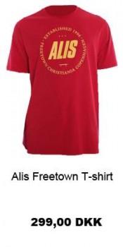 Alis Freetown T-shirt