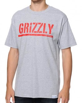 Grizzly Diamond Supply X Grizzly Grip Te