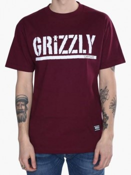 Grizzly OG Stamp Logo Tee