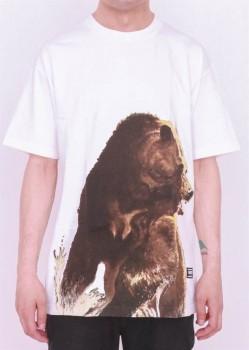 Grizzly OG Bear Logo Basic Tee