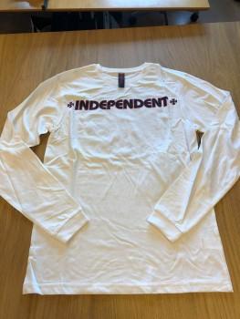 Independent Bar Cross LS