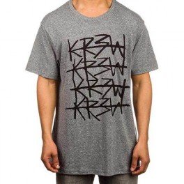 KR3W Cross Out Premium Tee