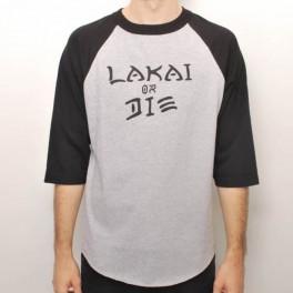 Lakai Tribute 3/4 Sleeve Raglan