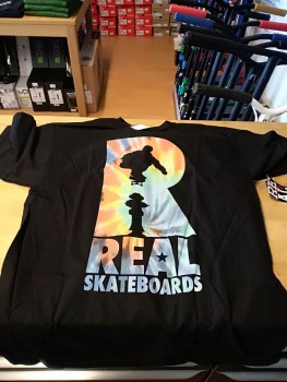 Real Roll Forever Tee
