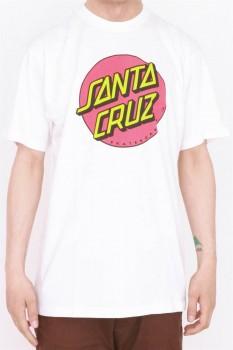 Santa Cruz Classic Dot Tee S/S