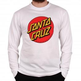 Santa Cruz Classic Dot Tee L/S