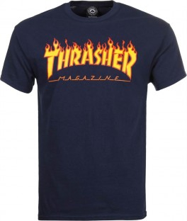 Thrasher S/S Flame T-shirt