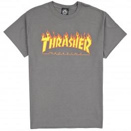 Thrasher S/S Tee Flame