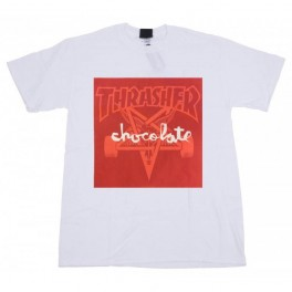 Thrasher x Chocolate Skate Goat Tee