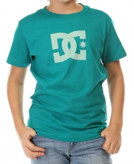 DC Star SS Boys Tee