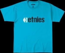 Etnies Boys Corporate 14 S/S T-shirt