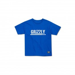 Grizzly Stamp Youth Tee