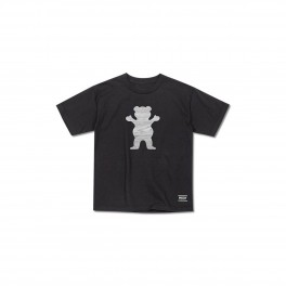 Grizzly Woodland OG Bear Youth Tee