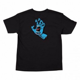 Santa Cruz Youth Screaming Hand Tee