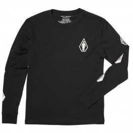 Volcom Deadly Girl LS Youth Tee