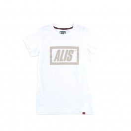 Alis Girl Stencil Box Tee
