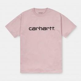 Carhartt WIP W´ S/S Script Tee