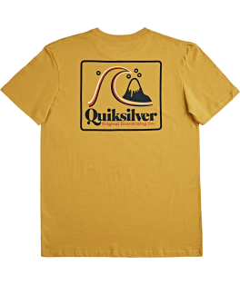 Quiksilver Beach To Ness Tee