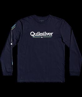 Quiksilver Tropical Lines LS Tee