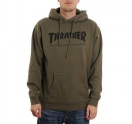 Thrasher Hood Skate Mag