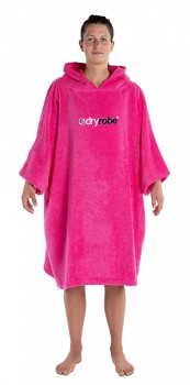 Dryrobe® Organic Cotton Towel Robe - Short Sleeve
