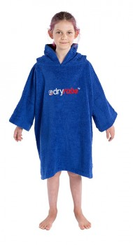Dryrobe® Kids Organic Cotton Towel Robe - Short Sleeve