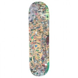 Alis Wonderland 20yrs Skateboard Deck