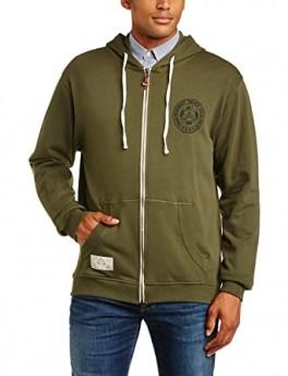 Independent BT Cross Zip Hood