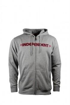 Independent Zip Hood Bar Cross